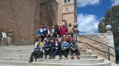 Crónica de la excursión a Berlanga de Duero.-6 de mayo de 2017