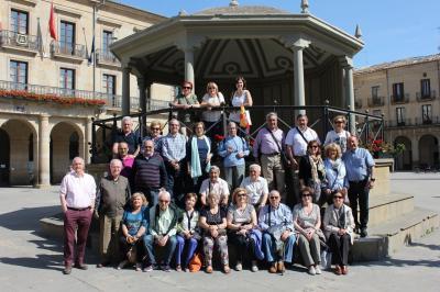 Crónica de la excursión a Olite, Tafalla y Ujué (Navarra).-4 y 5 de junio de 2016