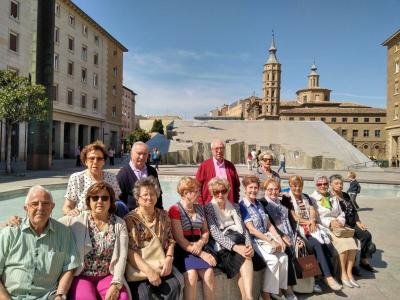 Crónica de una excursión a Zaragoza.-25 de septiembre 2017
