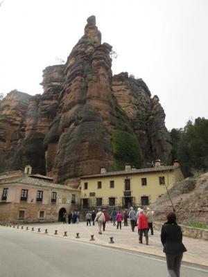 Crónica de la excursión a Molina de Aragón+Barranco de la Hoz+Castillo de Torija.-21-04-2018.